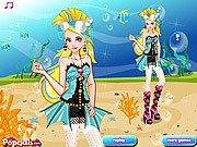 Thumbnail of It Girl- Dress Up Like Lagoona Blue