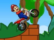 Thumbnail of Mario Moto Stunts