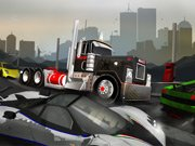 Thumbnail of 18 Wheeler Traffic Jam