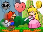 Thumbnail of Mario Princess Kiss