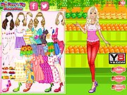 Dress Up Fruiterer Girl thumbnail