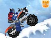 Thumbnail of Transformers Prime Ice Race