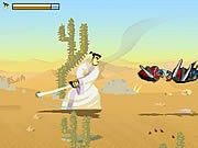 Thumbnail of Samurai Jack: Desert Quest