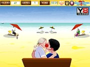 Thumbnail of Modern Beach kiss