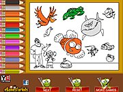 Thumbnail of Nemo Coloring Game