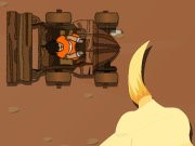 Thumbnail of Flinstones Parking Car