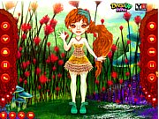 Thumbnail of Cute Thumbelina Dress Up