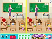 Thumbnail of Spot The Difference Class Room