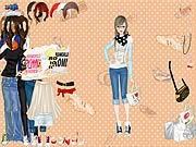 Thumbnail of Bags and Sneakers Dress Up
