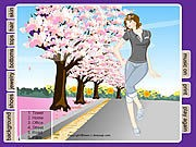 Thumbnail of Girl Dressup 16