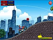 Thumbnail of Spiderman Super Bike