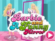 Barbie and a Funny Mirror thumbnail