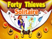 Thumbnail of Forty Thieves Solitaire