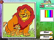 Thumbnail of The Lion King Coloring