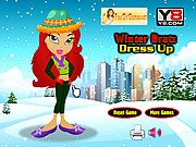 Thumbnail of Winter Bratz Dressup