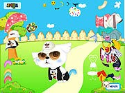 Thumbnail of My Cute Pet Dressup