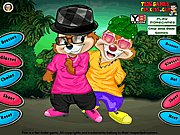 Thumbnail of Chip and Dale Dress Up