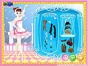 Thumbnail of Dancing Girl Dressup