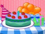 Thumbnail of Birthday Bash Cake