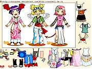 Thumbnail of Mini Naruto Dress Up