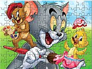 Tom and Jerry - Puzzle thumbnail