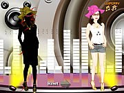 Thumbnail of Anne Hathaway Dress Up Game