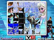 Thumbnail of Frozen Spin Puzzle