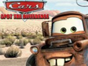 Thumbnail of Cars - Spot the Difference