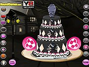 Thumbnail of Monster High cake Decoration