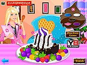 Barbie Ice Cream Decorating thumbnail