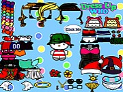 Thumbnail of Dress Up Hello Kitty