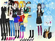 Girl Emo Fashion thumbnail