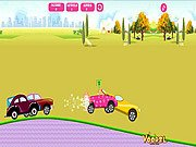 Barbie Car Racing thumbnail