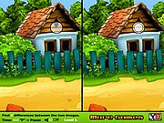Cartoon Village Differences 2 thumbnail