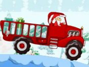Thumbnail of Santa Delivery Truck