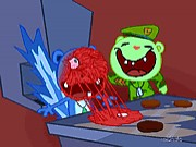 Happy Tree Friends - Flippin' Burgers thumbnail