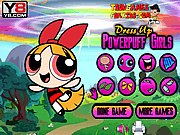 Thumbnail of Powerpuff Girls Dressup