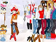 Thumbnail of Cowgirl Dress Up