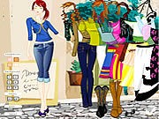 Thumbnail of Girl Dressup 10