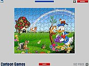 Thumbnail of Donald Duck Jigsaw