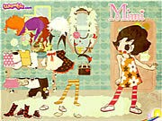 Thumbnail of Mimi the Doll Dressup