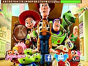 Thumbnail of Toy Story 3 Hidden Letters