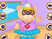 Thumbnail of Little Teddy Dressup