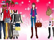 Thumbnail of Winter Basics Dress Up