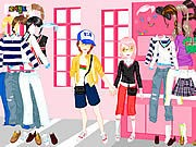 Thumbnail of Shopping In Love Dress Up