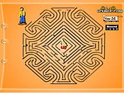 Thumbnail of Maze Game - Game Play 6