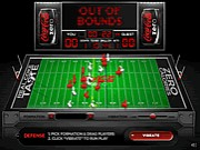 Thumbnail of Coke Zero Retro Electro Football