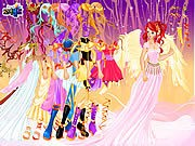 Thumbnail of Fairy Princess Dressup