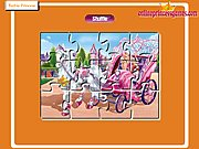 Princess Barbie Jigsaw Puzzle thumbnail