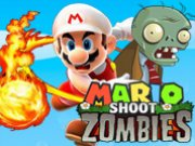Thumbnail of Mario Shoot Zombie